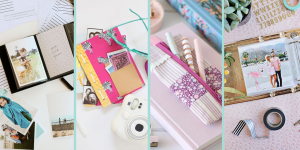 Scrapbooking 10 basic tips to get started