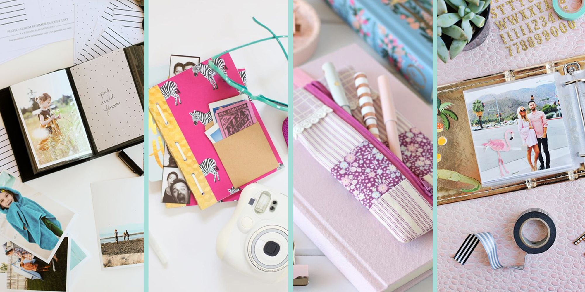 Scrapbooking: 10 basic tips to get started